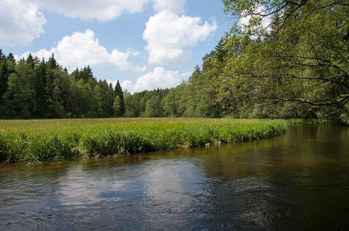 Rospuda River Valley
