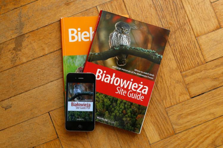 Wild Poland's Białowieża And Biebrza Site Guides