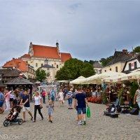 Kazimierz Dolny main square