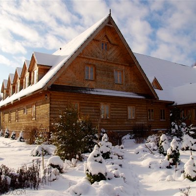 Our Lodge In The Białowieża Village - Wejmutka Guesthouse