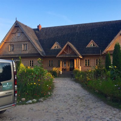 Wejmutka Lodge - Our Home In The Białowieża Forest