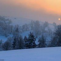 Winter In The Eastern Carpathians By Zenon Wojtas