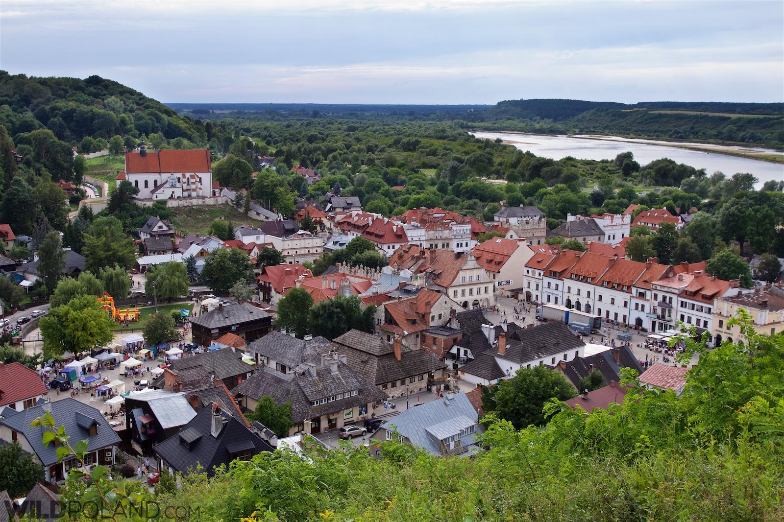 Kazimierz Dolny historical town