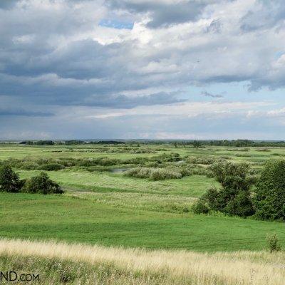 Vast Landscapes Of Biebrza Marshes, Photo By Piotr Dębowski