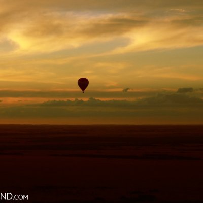 Peaceful Sunset Over Biebrza Marshes, Balloon Adventure With Wild Poland, Photo By Andrzej Petryna