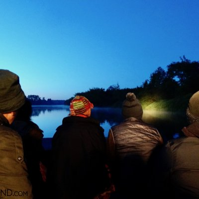 The Evening Boat Cruise In Search Of Beavers, Photo By Piotr Dębowski
