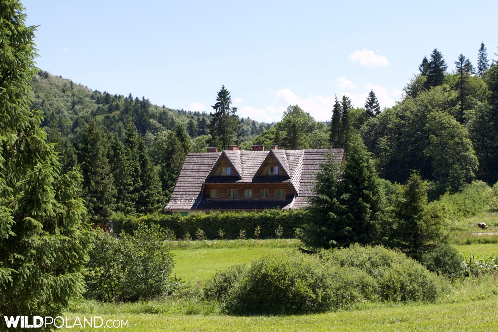 Arnika gueshouse in Bieszczady Mountains, photo by Lukasz Mazurek