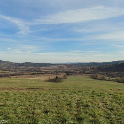 Eastern Carpathian Landscape