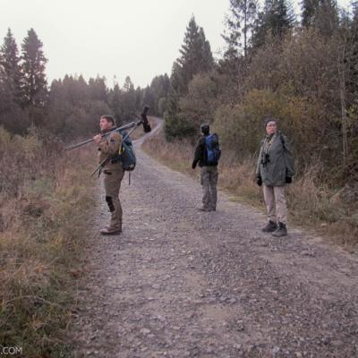 Trekking The Carpathiands In Search Of Large Mammals